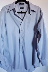 Arrow Fitted Button Up